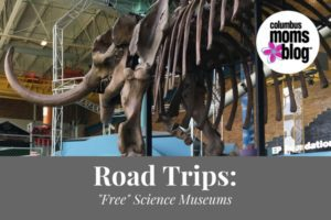 Road trips free science museums