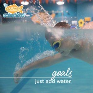 Goldfish Swim School Jump Start Clinic