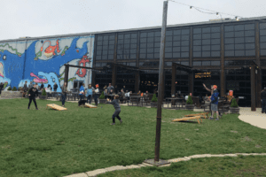 family-friendly brewery