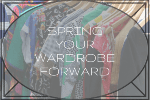 A few simple ways to get into spring fashion