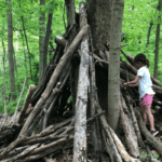 Unstructured Play Outside:: Free Forest School of Central Ohio