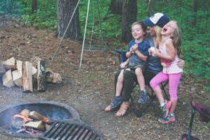 family memories camping