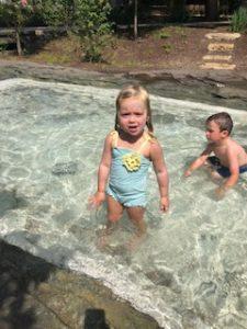 Franklin Park Conservatory splash pad