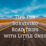 Tips for Surviving Road Trips with Little Ones