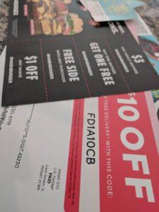 birthday coupons