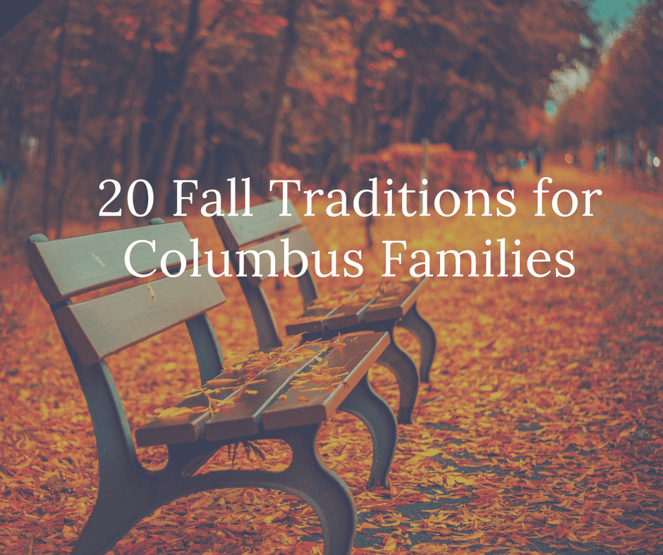 fall traditions for families
