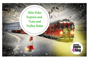 Ohio Polar Express and Train RIdes