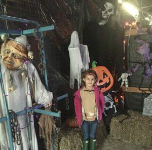indoor Halloween activity