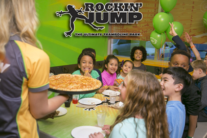Type Of Party Business Trampoline Park