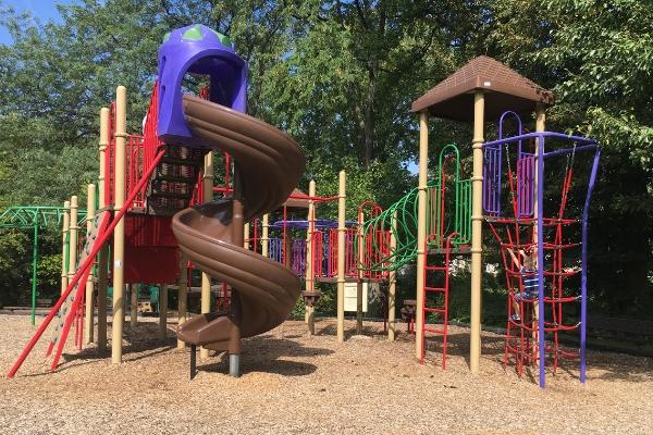 Upper Arlington Spotlight Miller Park Playground
