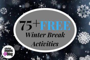 ideas for Christmas Break