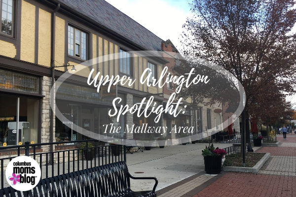 Upper Arlington Spotlight The Mallway Area 2