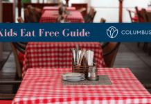 Restaurants that offer kids eat freeds