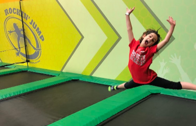 trampoline park in Columbus