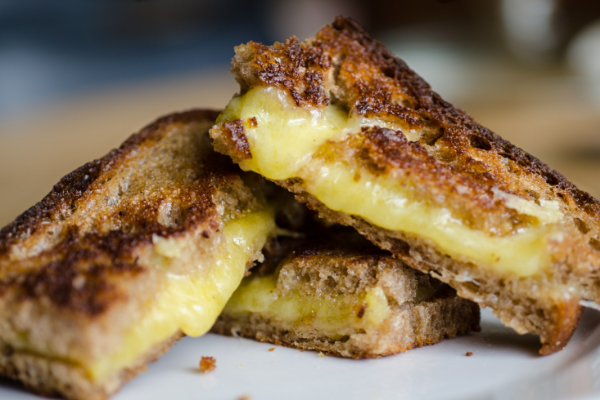 grilled cheese sandwiches in Columbus