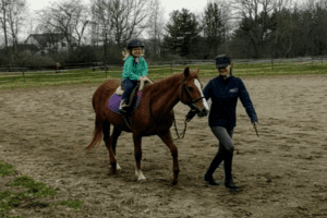 Riding lessons at Neely Equestrian Center