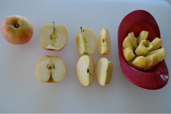 learning with apples