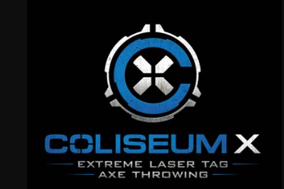 Laser tag and axe throwing