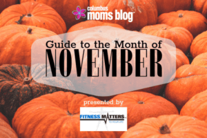 Guide to the Month of November