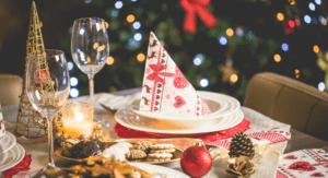 shaming yourself when eating holiday foods isn't a good idea