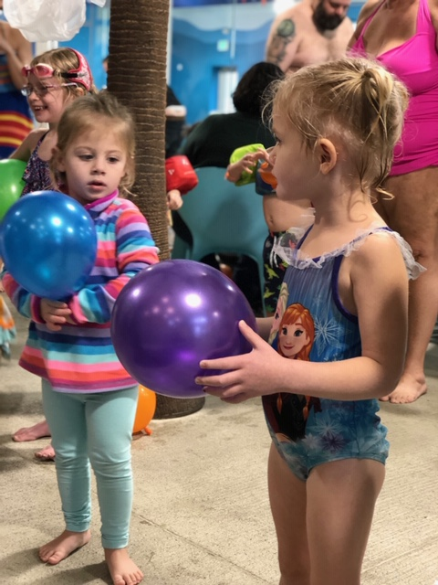 Balloons with Kids