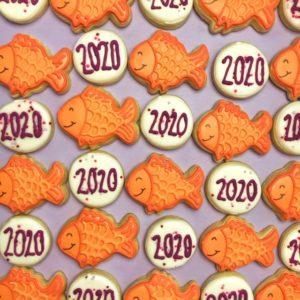 local custom designed cookies