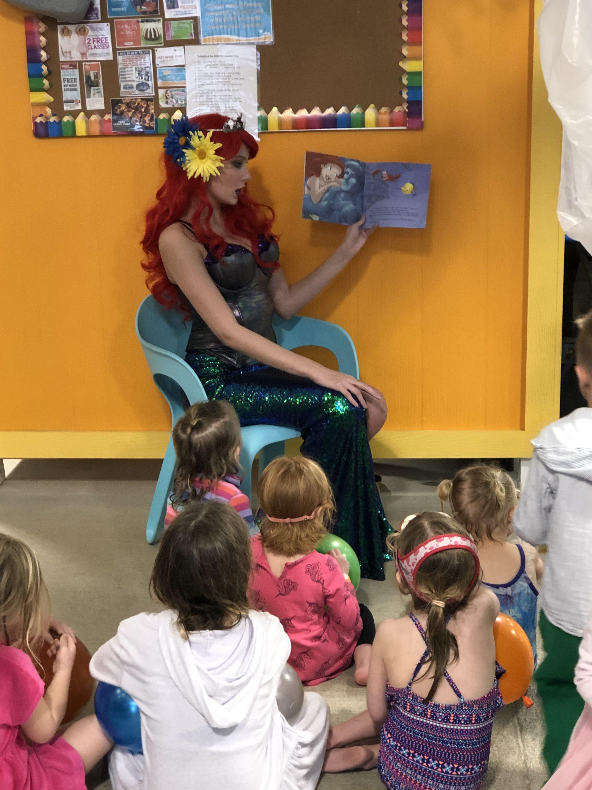 Little Mermaid story