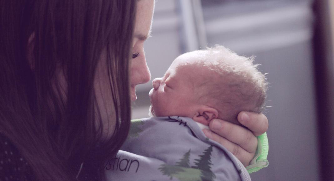 Helping New Mom