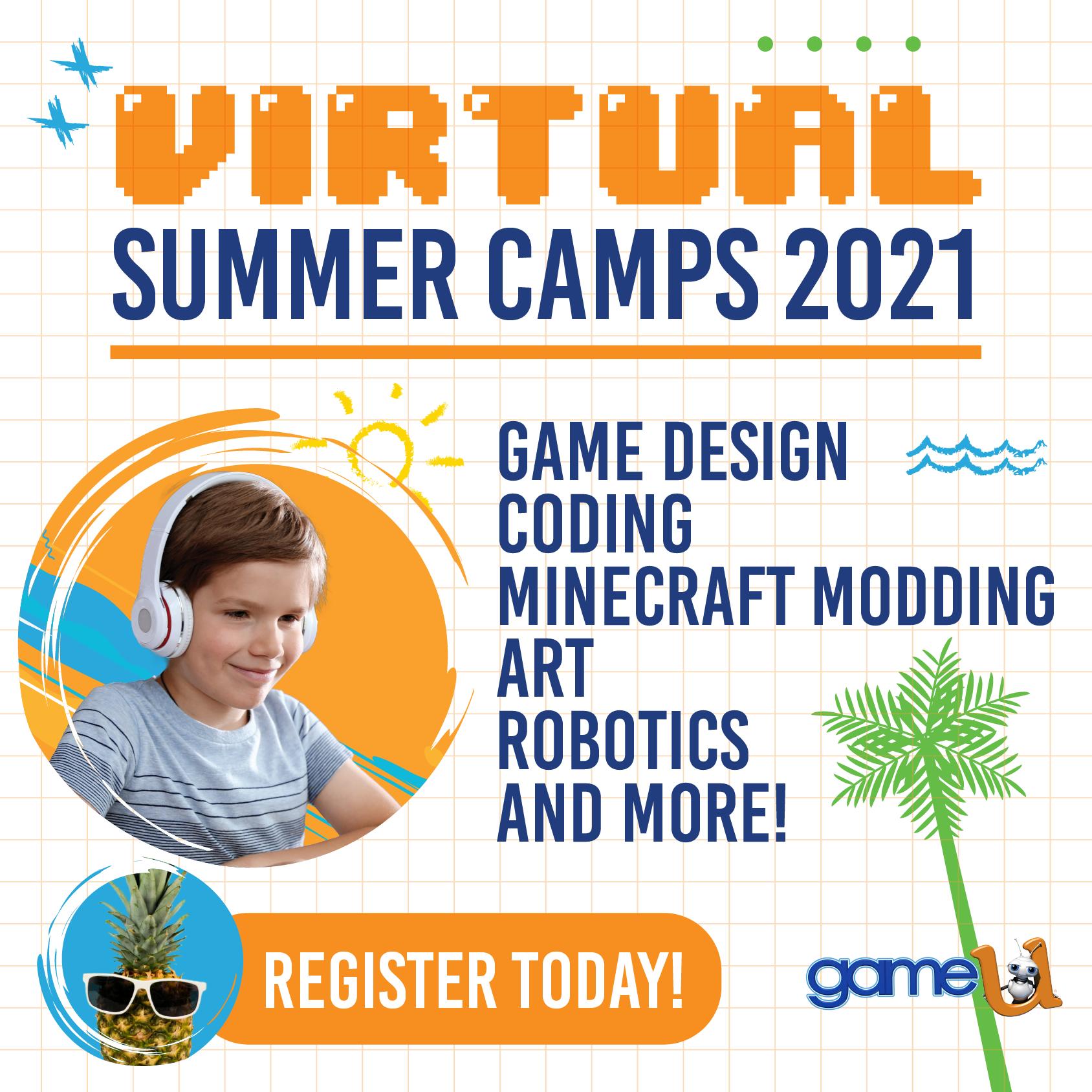 Tech summer camp