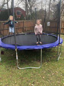trampoline quarantine