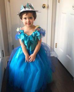 make a princess crown