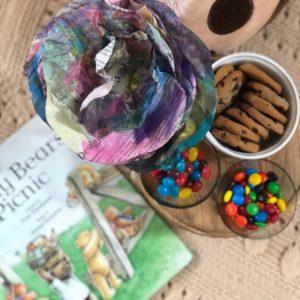 snacks for a teddy bear picnic
