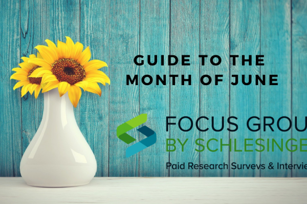 Guide to the month of june