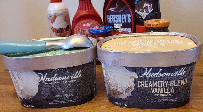 hudsonville vanilla ice cream