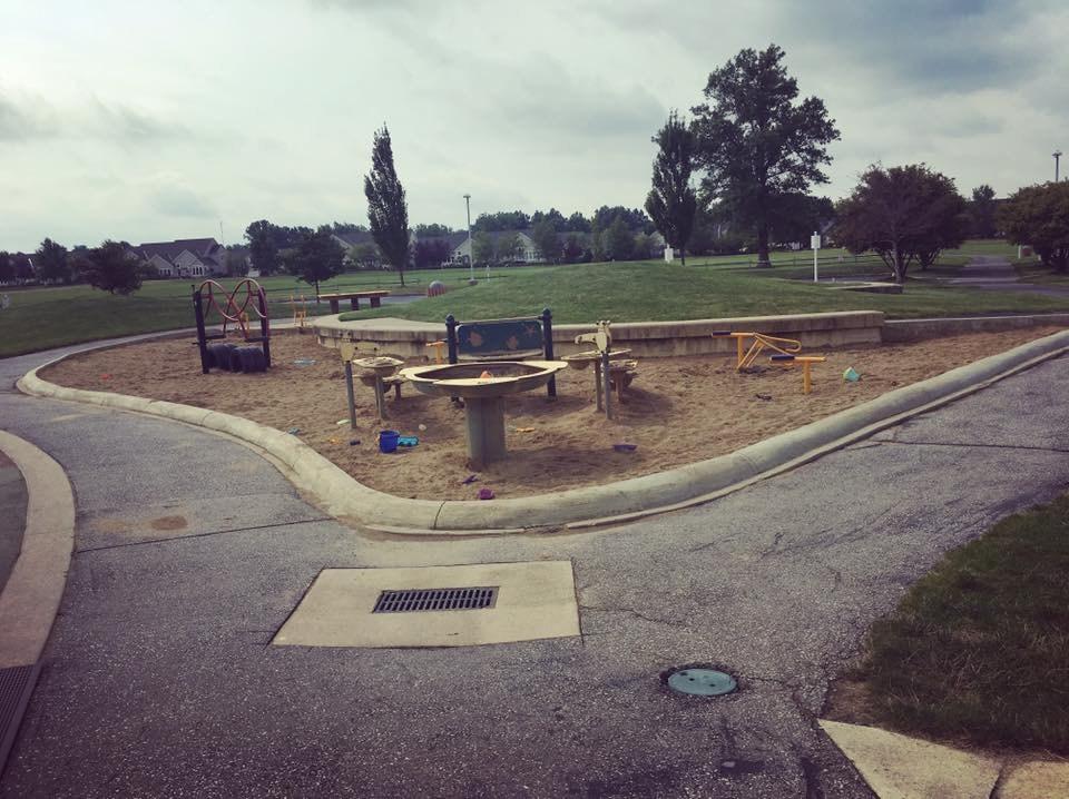 North Orange playground