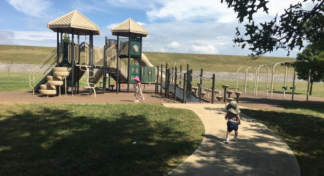 Alum Creek playground