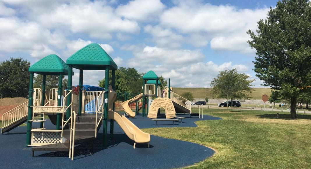 playground at Alum Creek in Lewis Center