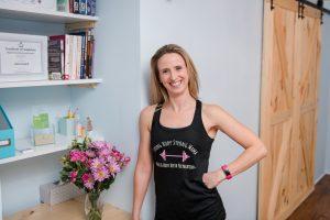postpartum fitness coach