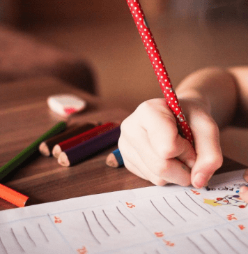 when writing became a chore for kids
