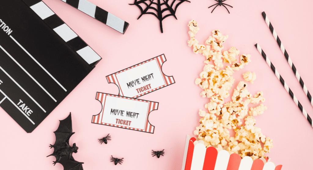 Halloween movies in Columbus