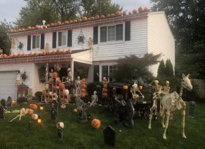Halloween deocratons
