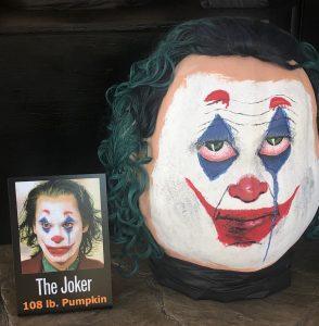 celebrity pumpkin