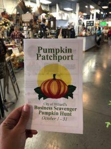 Pumpkin Patchport