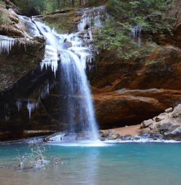 hocking hills for families