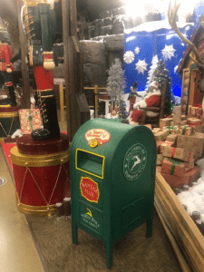 Where do you mail letters to Santa?