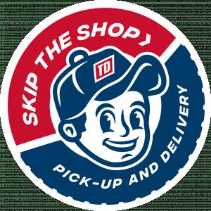 Skip the Shop Service at no charge