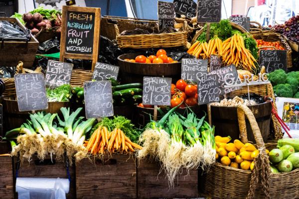 Dublinfarmers'market