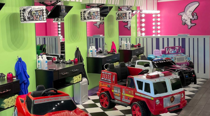 places for children's haircuts in Columbus