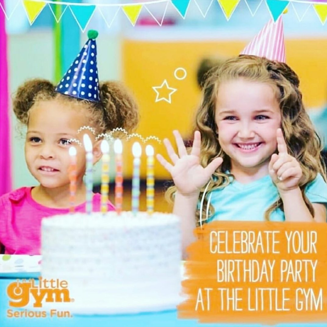Little gym birthday party